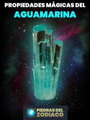 Propiedades Mágicas de la Aguamarina
