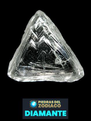 Piedra del Zodiaco Diamante - Wikimedia.com