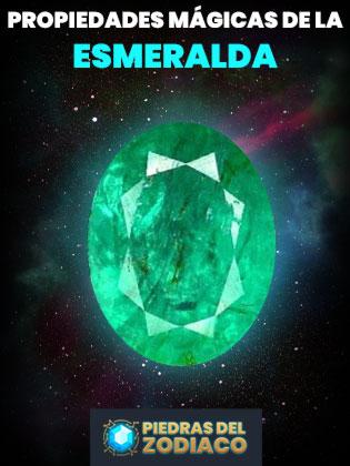 Propiedades Mágicas de la Esmeralda