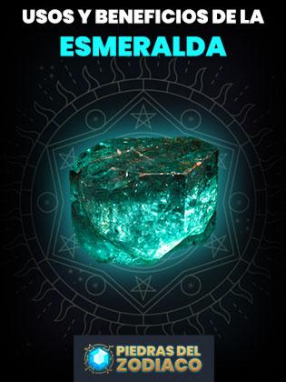 Usos y Beneficios de la Esmeralda