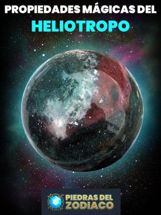 Propiedades Mágicas del Heliotropo