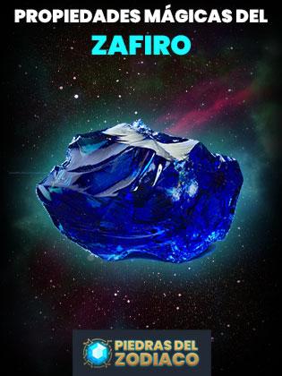 Propiedades Mágicas del Zafiro